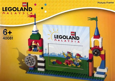 lego hotel tutorial 40081 4 legoland picture frame malaysia edition