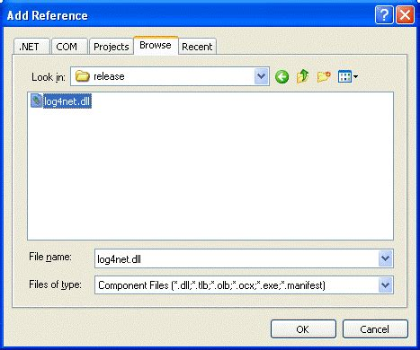 log4net layout header how to use log4net with vb net a simple step by step