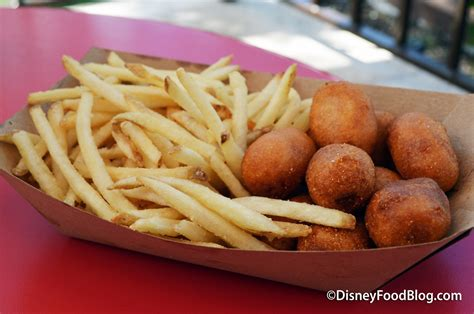 puppy corn review corn nugget meal now available at casey s corner in disney world the