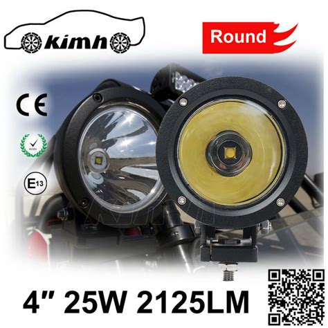 12 volt led tractor lights 12 volt flash led light 4 inch 25w tractor driving flood