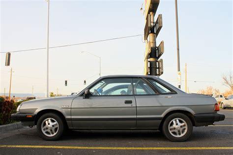 subaru gl 1983 parked cars 1983 subaru gl 10