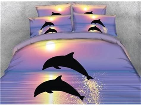Dolphin Bedding Sets Beddinginn Com Dolphin Bed Set