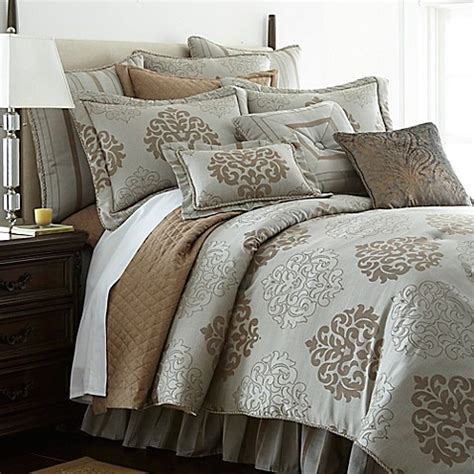 taupe coverlet king buy sherry kline york king coverlet set in taupe from bed