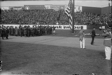 yankee stadium 1923 wikipedia the free encyclopedia file yankee stadium opening day 1923 baseball jpg