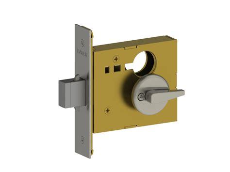 How To Mortise A Door by Locks 3800 Series Sliding Door Mortise Lock Hager