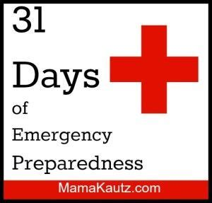 31 days to survival a complete plan for emergency preparedness books 17 best images about emergency preparedness on