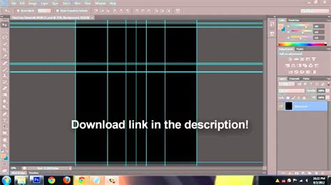 layout youtube gratis how to free blank youtube layout template 2012 layout