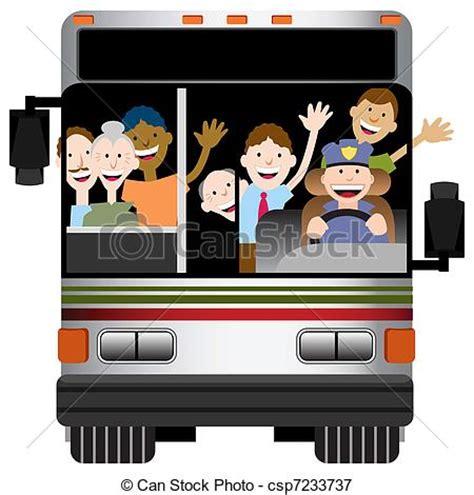 Marvelous Church Front View Design #5: Bus-transportation-image_csp7233737.jpg