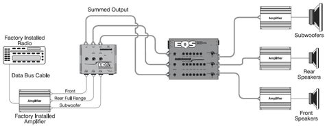 audio epicenter wiring diagrams jl audio wiring