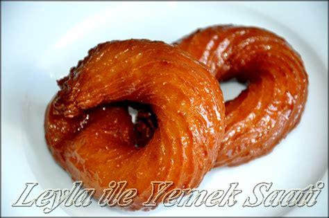 halka tatlisi tarifi leyla ile halka tatlısı tarifi leyla ile yemek saati