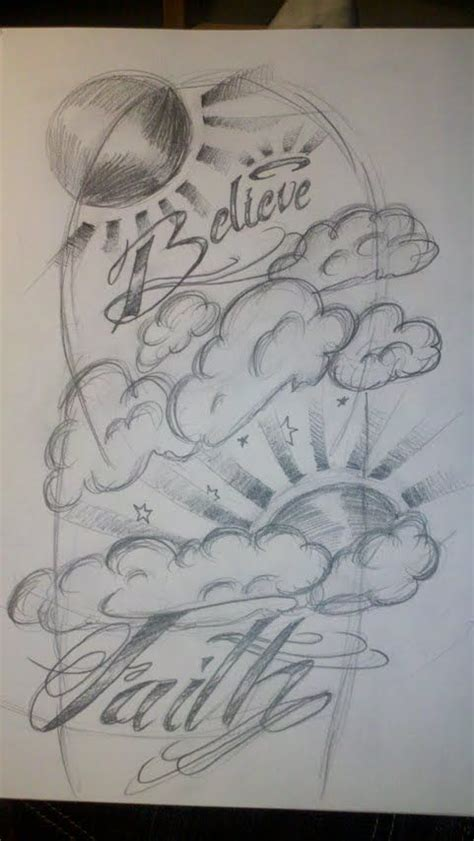 half sleeve tattoo sketch by bothomas10 deviantart com on