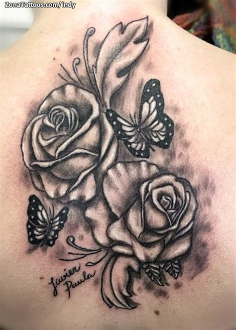 imagenes flores tattoo rosas y flores pictures to pin on pinterest tattooskid