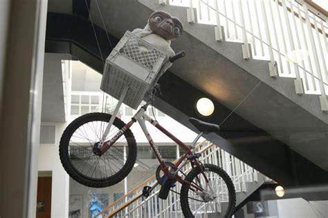 E T Bike Basket by Inside Lucasfilm S 350 Million San Francisco Headquarters