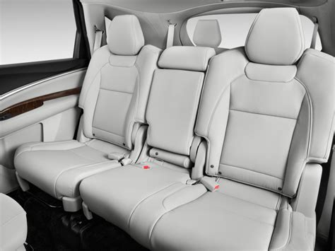 image 2017 acura mdx fwd rear seats size 1024 x 768