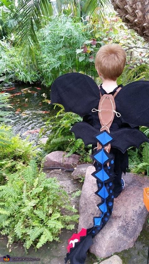toothless alpha costume creative costume ideas