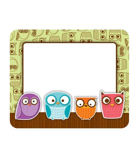 printable owl name tags owls name tags grade pk 5 carson dellosa publishing