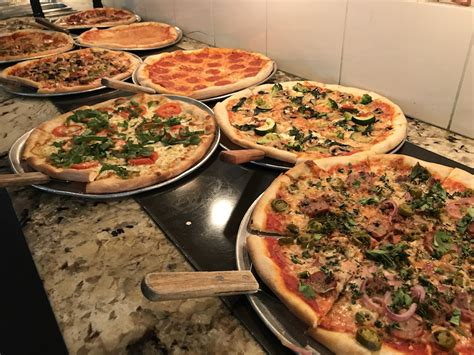 all you can eat pizza lunch buffet houston candelari s