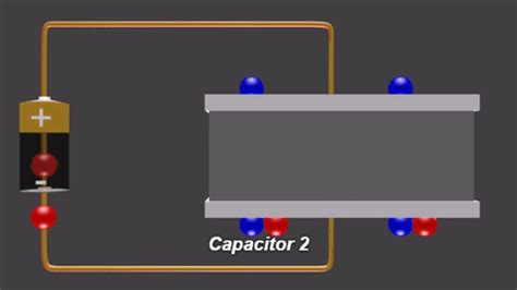 charge capacitor with battery electric fields and potential 171 kaiserscience