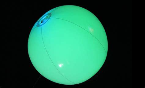 glow beach balls  glow stick insert glow party ideas