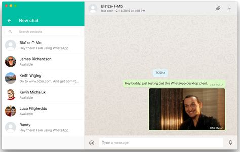 whatsapp introduces their new desktop app for windows and mac whatsapp introduces new desktop app for windows and mac