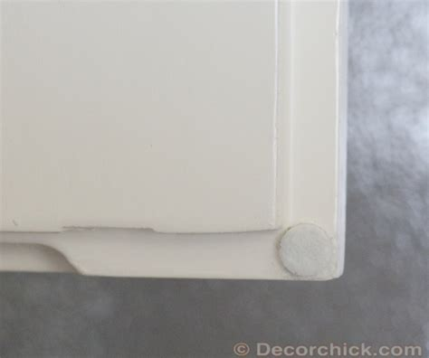 Felt Pads For Cabinet Doors the moment you ve been waiting for our white kitchen makeover reveal decorchick