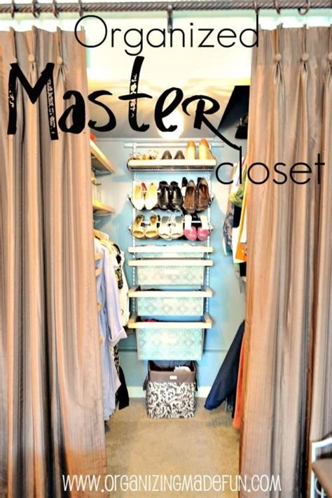 organize my closet 19 easy closet storage ideas organize tip junkie