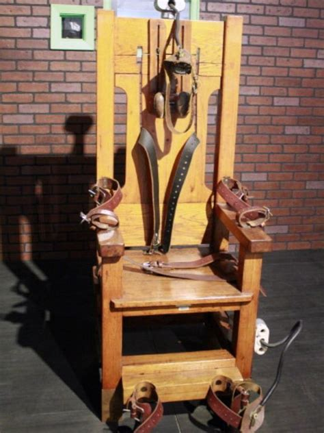 States With Electric Chair by Alabama Going Back To The Electric Chair Alabama News