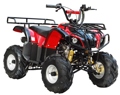 Ata 110 D 110cc Chinese Atv Owners Manual Ata110d