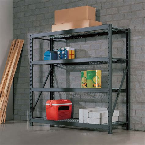 Shelf Racks Garage by Specialty Garage Products Racks Shelving Lighting