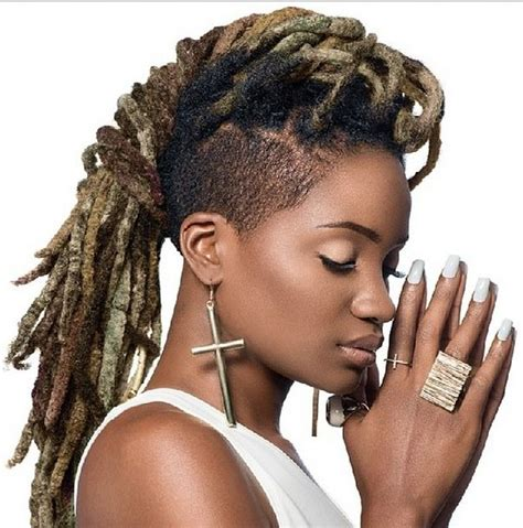 dreadlocks hairstyles mohawk 196 best images about dreadlock pictures on pinterest