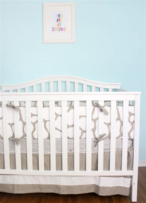 Oilo Crib Bedding Oilo Crib Bedding For A Stylish Nursery Savvy Sassy