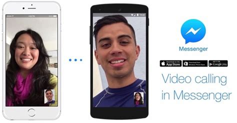 fb video call facebook adds video calling to messenger
