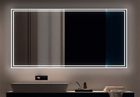 spiegel mit beleuchtung bad led bad spiegel badezimmerspiegel mit beleuchtung