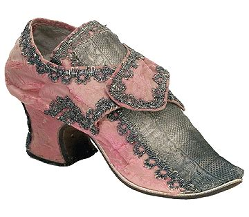 antique shoes defining femininity through magnificent shoes