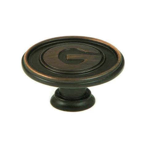 Novelty Knobs And Pulls by Mill Hardware Collegiate 1 1 2 Inch Diameter