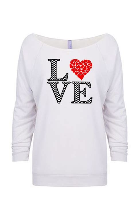 valentines day shirt ideas chevron 3 4 sleeve t shirt s s day