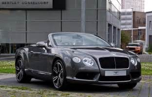 C Bentley File Bentley Continental Gtc V8 Ii Frontansicht 1