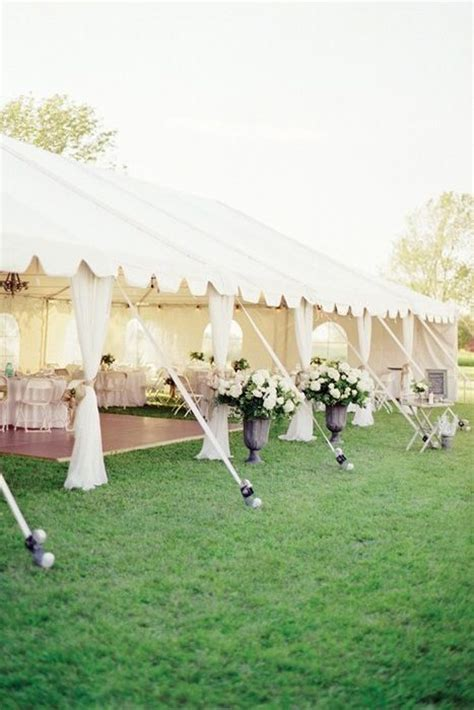 backyard wedding free 25 best ideas about wedding tent decorations on