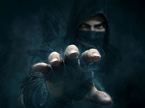 The Thief by Thief Wallpapers Hd Wallpapers Id 12812