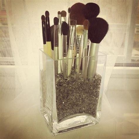 Vase Filler For Makeup Brushes by Diy Makeup Brush Storage Vase 2 99 And Kulort