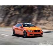 Fire Orange 2008 BMW M3 Coupe  Modified Magazine