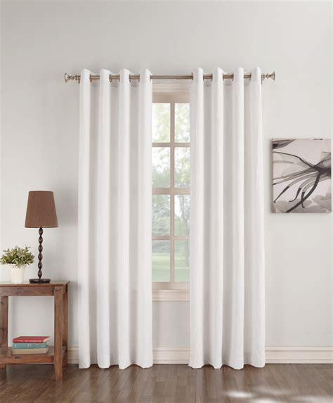 24 ft tall custom sheer drapes lined with blackout eclectic miami by maria j window lightweight drapes panel kmart com