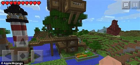 minecraft full version download app store apple iphone and ipad owners have spent half a billion