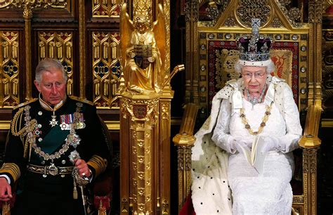 heir to the throne the new leader s path to greatness 9781599327709 books the delivers speech at opening of parliament