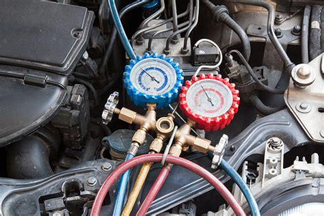 Automobile Air Conditioning And Heating System Repair