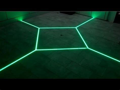 Diy Led Floor by How To Led Floor Tiling System Diy Make Your Floor