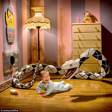 monsters under the bed movie missouri photographer joshua hoffine creates terrifying