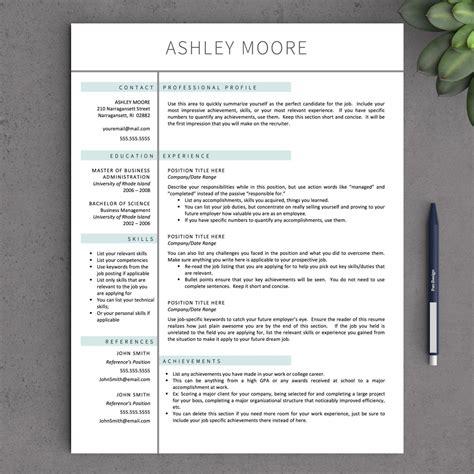 free resume templates editable cv format download psd file