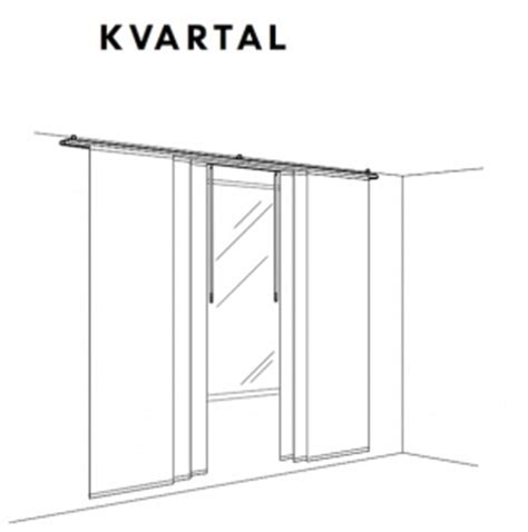 kvartal curtain hanging system bed curtains track and bay windows on pinterest