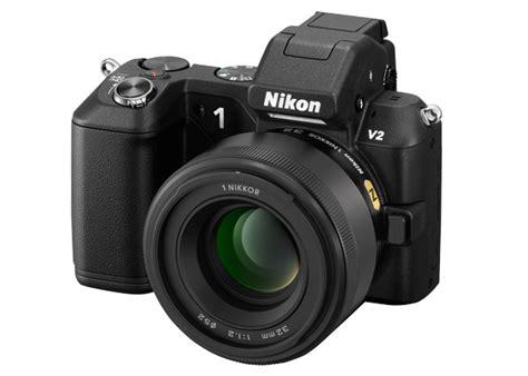 Nikon 1 Nikkor 32mm F 1 2 Silver nikon announces 1 nikkor 32mm f 1 2 lens for nikon 1
